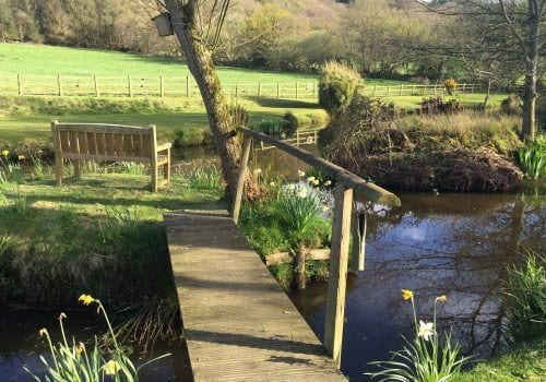 Self catering property in a beautiful countryside setting