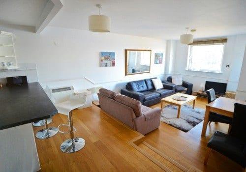 Riverside Apartment Lounge