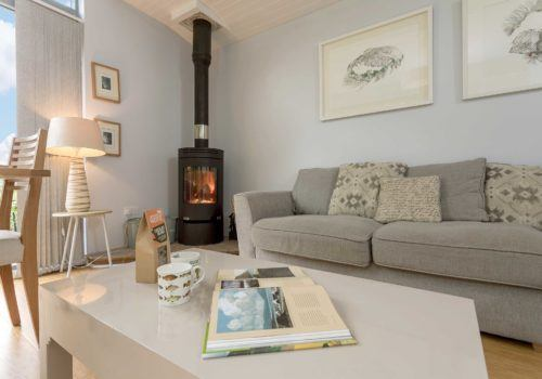 Cosy up by the roaring log burner on those chilly winter nights