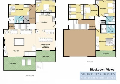 Blackdown Views Floorplan