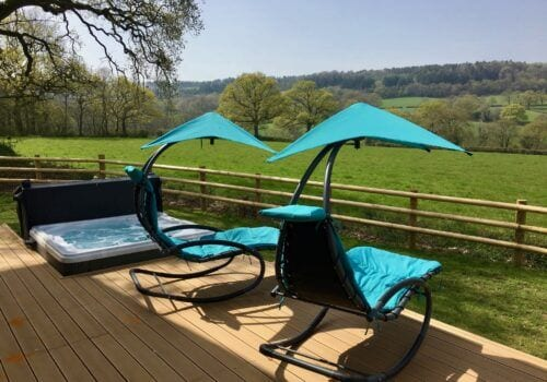 Rural holiday home in Devon