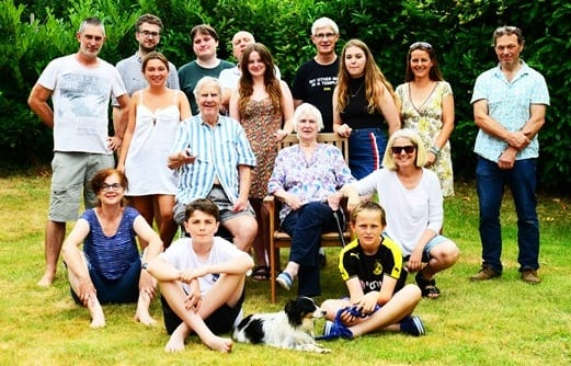 Family stay at Mews Hill