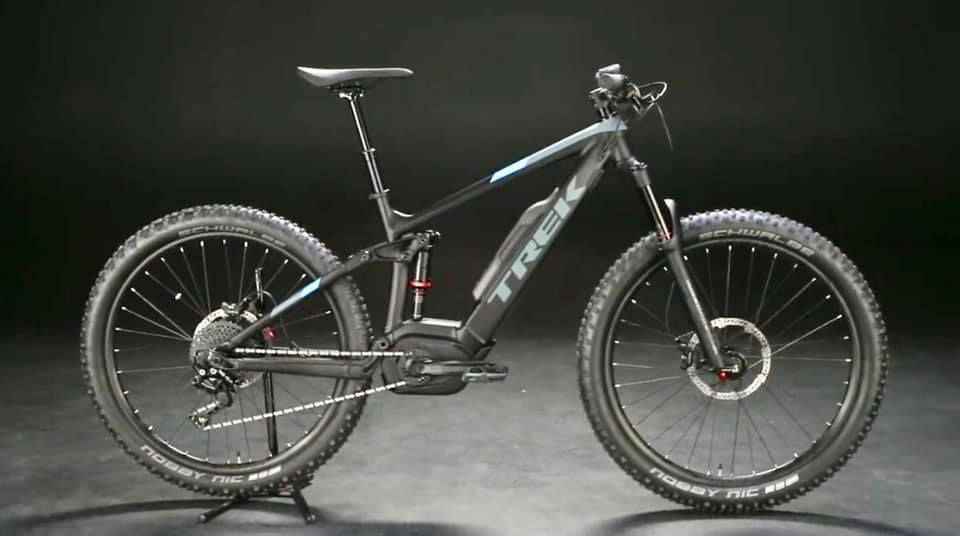 Sate of the Art E Mountain Bike for Hire