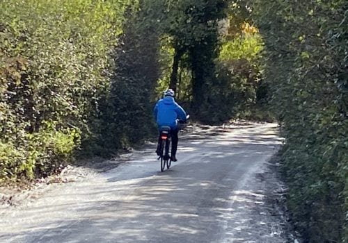 Great Cycle routes on the doorstep of New Forest self catering holiday cottage Forest Drove