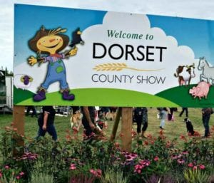 Dorset County show fun day out for all the family