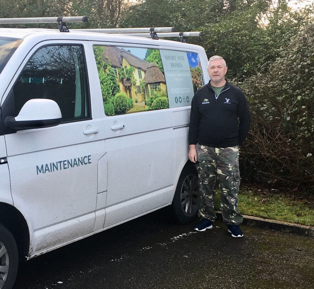 Maintenance Man Short Stay Homes