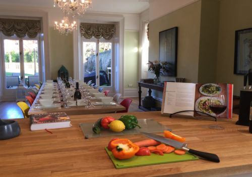 Enjoy cooking in this impressive kitchen diner in Christchurch