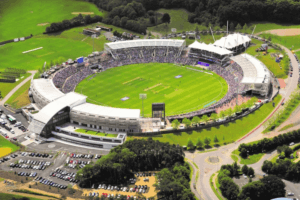 soak up the atmosphere at the Ageas Bowl