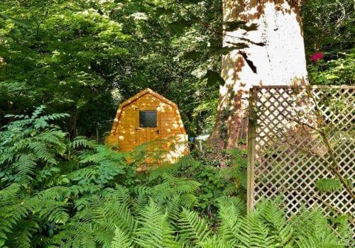 Woodland Glamping Pod