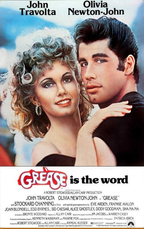 Fordingbridge Pumpkins presents Grease is the Word