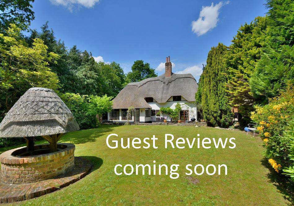 Guest reviews for Galtons Cottage coming soon