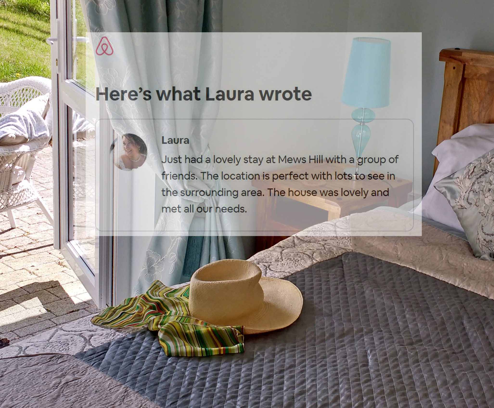 Mews Hill 5-star airbnb review